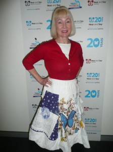 Dimity Dornan in History Skirt for web