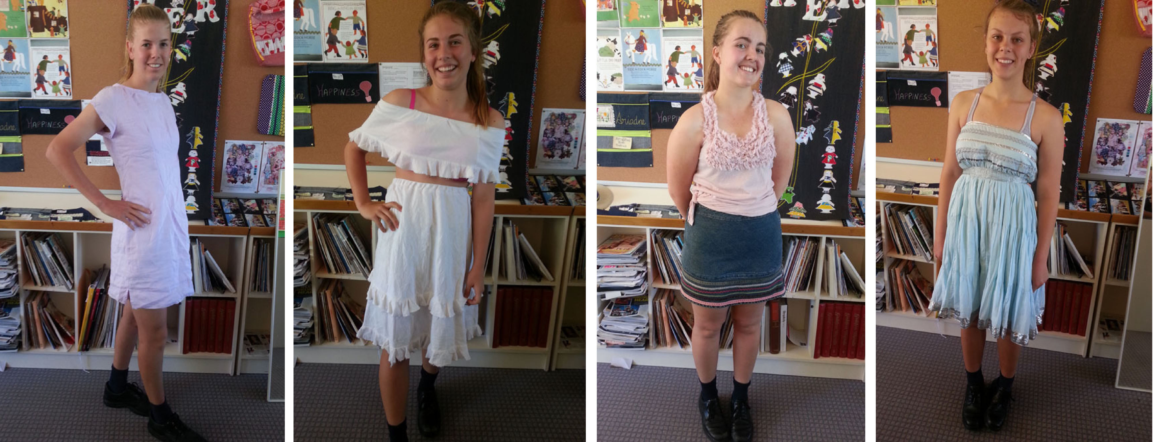 Toowoomba students upcycle