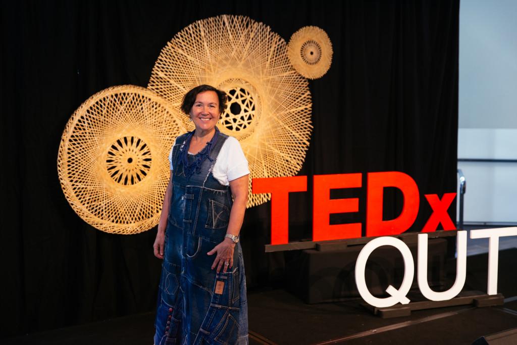 Jane Milburn TEDxQUT 2017