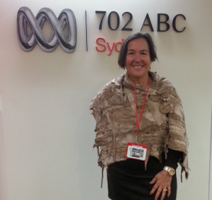 Jane Milburn at ABC 702 square