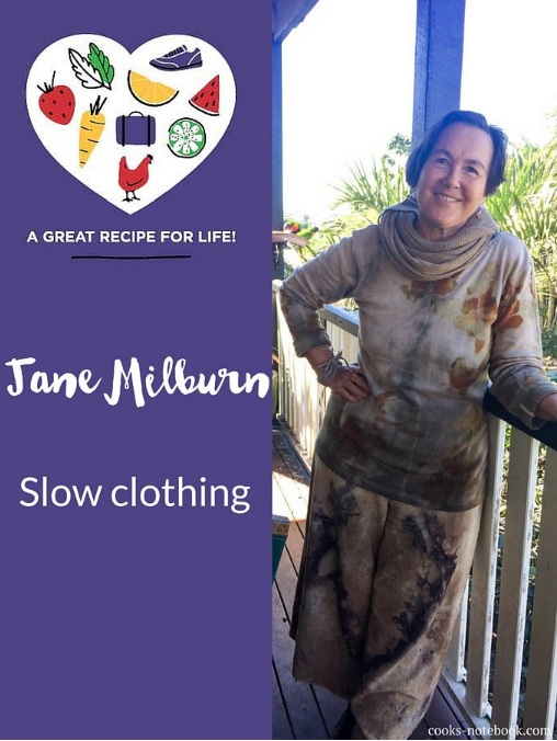 Jane Milburn on A Great Recipe for Life