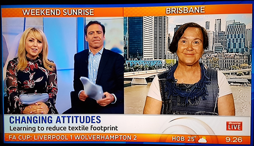 Seven Sunrise team with Jane Milburn web