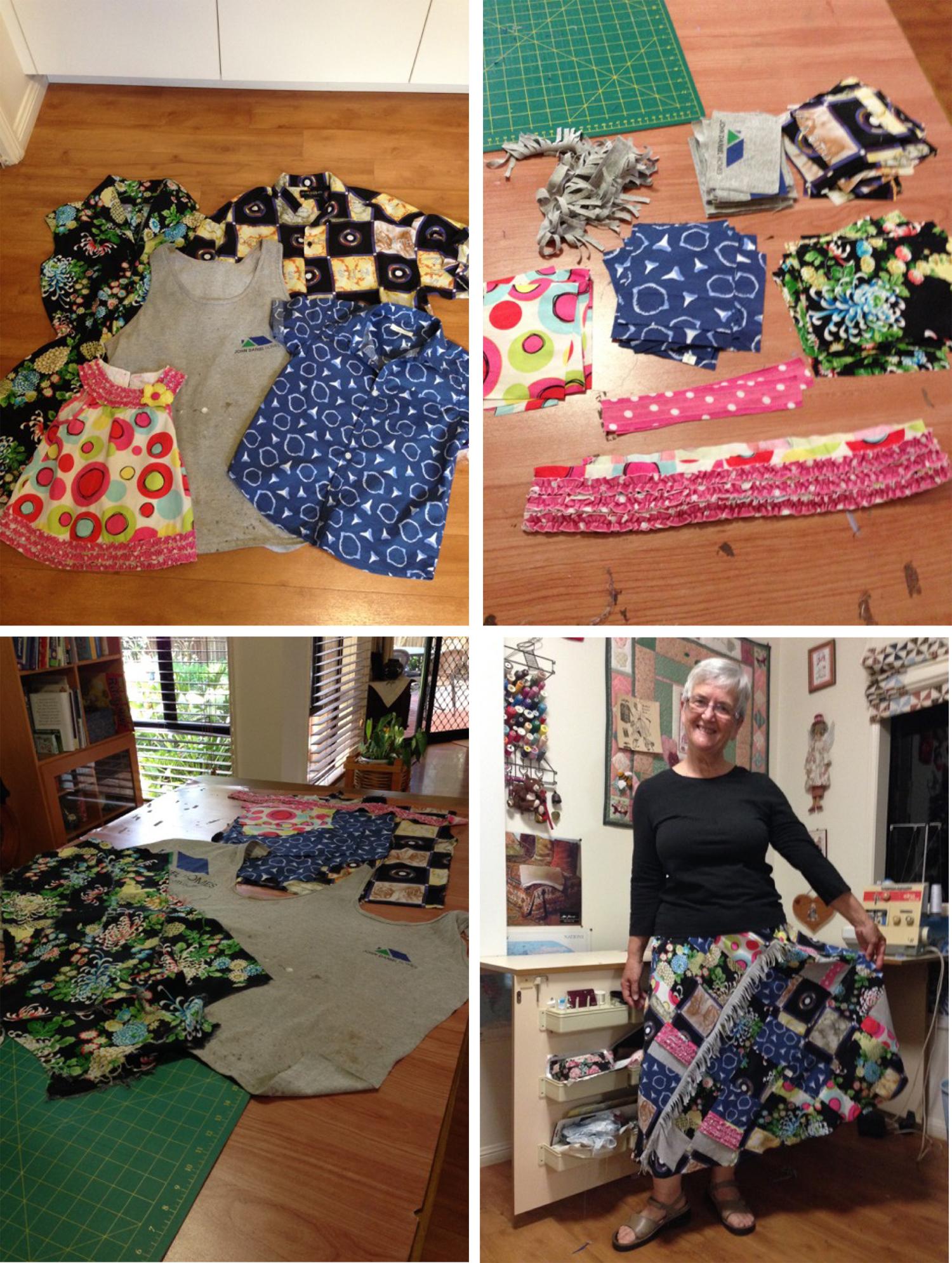 Majella making process