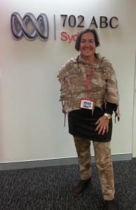 Jane Milburn at ABC 702