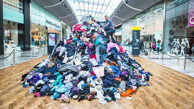 hughs-war-on-waste-clothing-pile